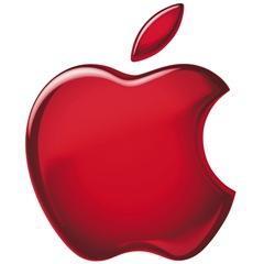 Apple Red Logo