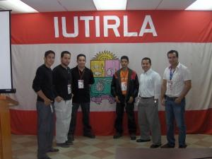 I Jornadas de Software Libre IUTIRLA 2008