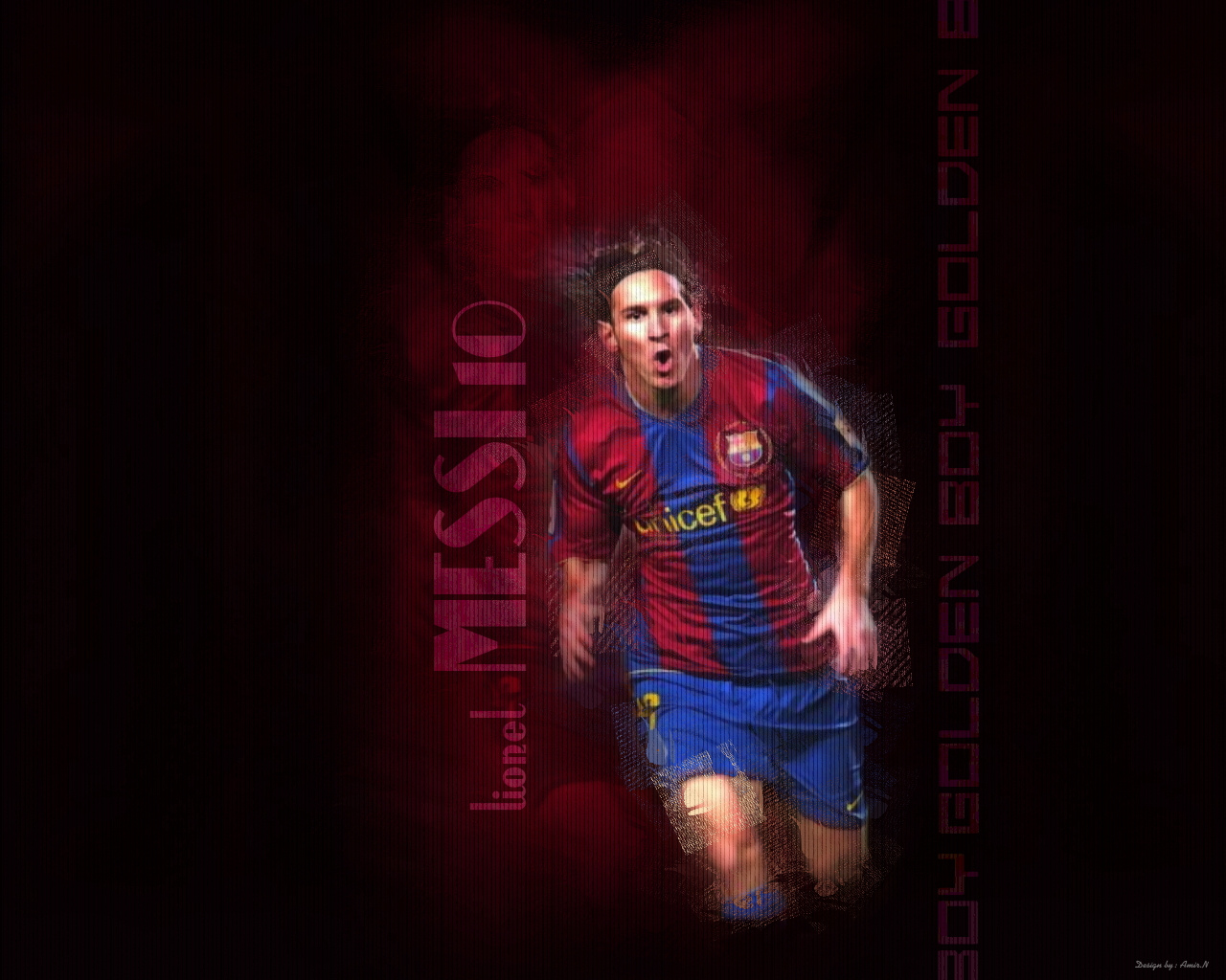 "Messi vs C.Ronaldo ""Wallpapers"""