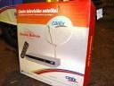 Caja del producto CANTV televisión satelital