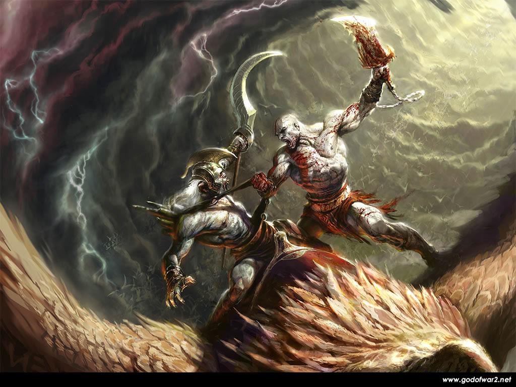 God Of War IV Ya Se Encuentra En Desarrollo Y Ver   La Luz En