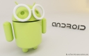 android-en-un-fondo-gris