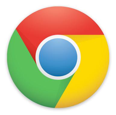 logo nuevo de Chrome
